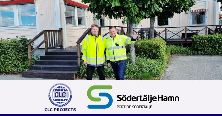 CLC Projects and acting CEO of Port of Södertälje