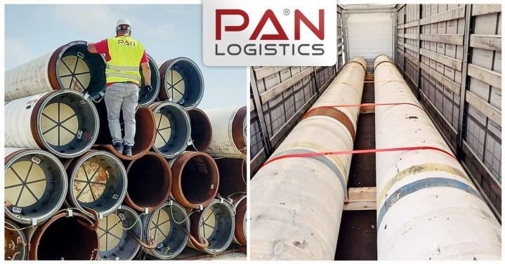 Pan Logistics Handled a Breakbulk Shipment from Turkey to Norway