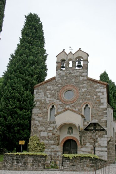 Chapel of the Holy Spirit (on the castle grounds)