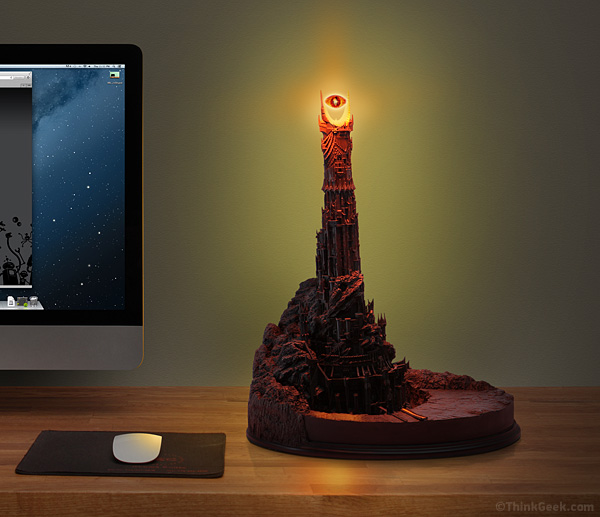 eye of sauron lamp