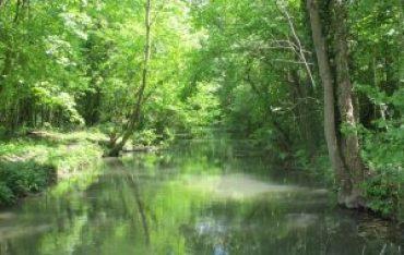 La rivière La Brèche