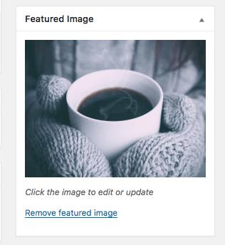 Edit Post Button WordPress