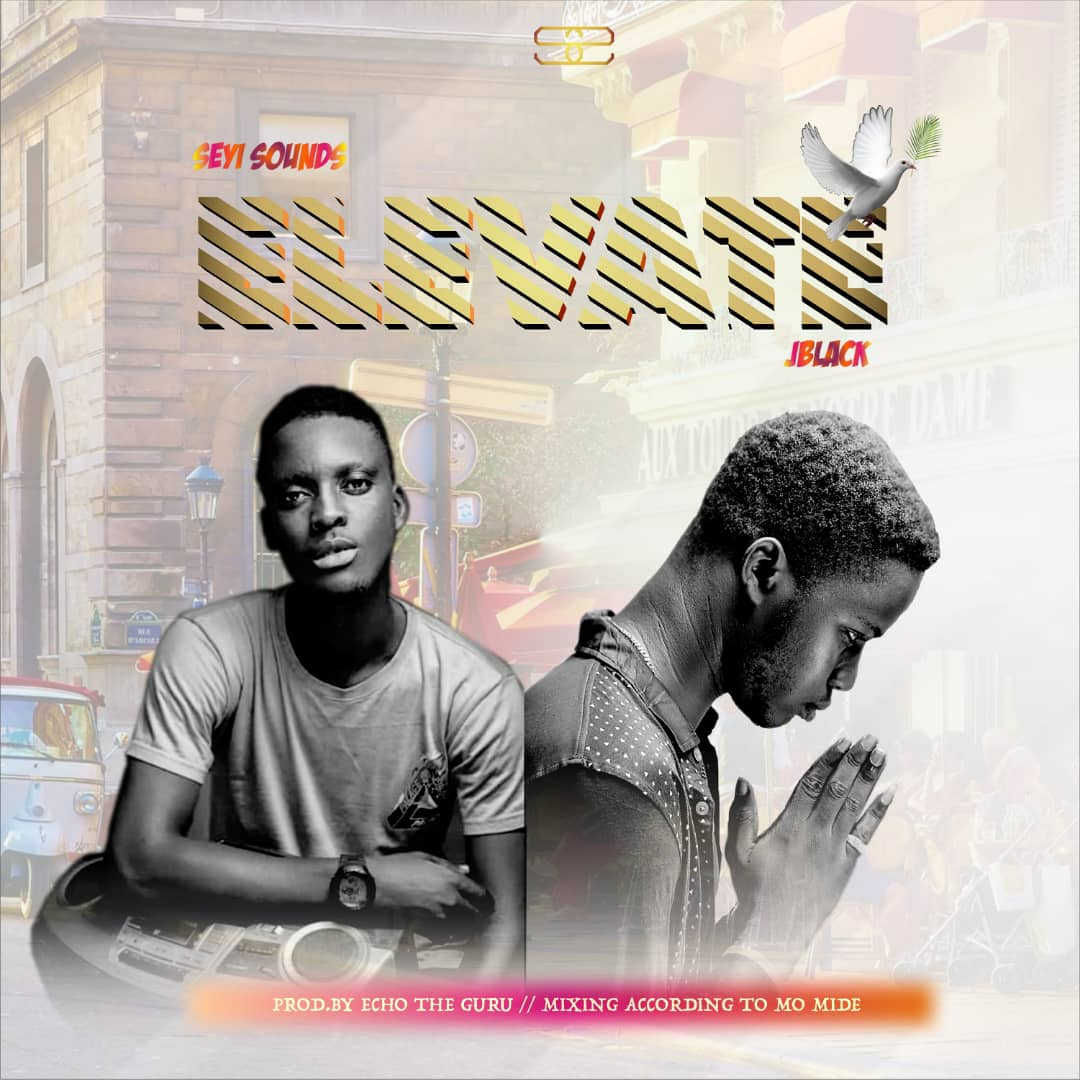 Seyi Sounds Jblack Elevate