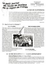 Petit Journal 2014 01