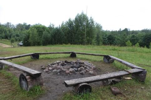 Палаточный лагерь-2