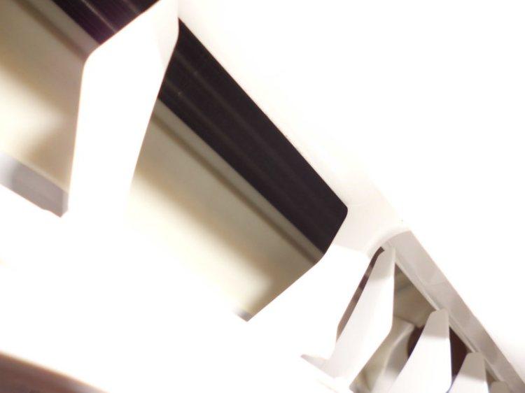 シャープお掃除エアコンAY-U28SXの分解クリーニング