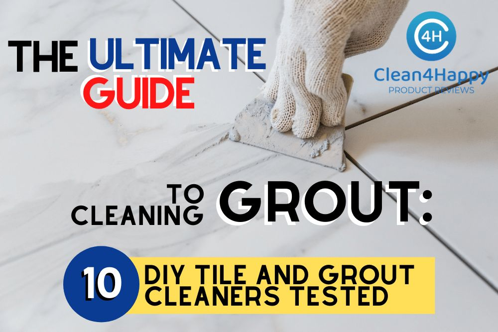 diy tile and grout cleaners