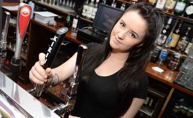 Be Aware of Social Media; Birmingham Pub Cleavage Catastrophe