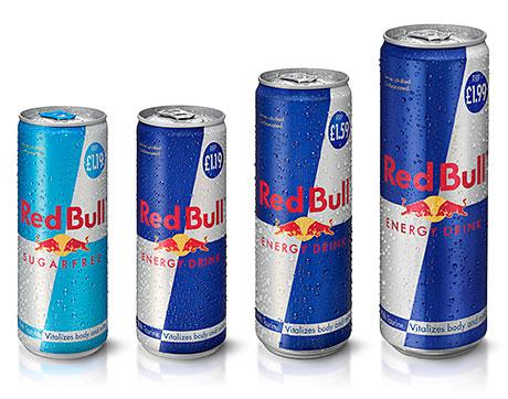sales energy drinks