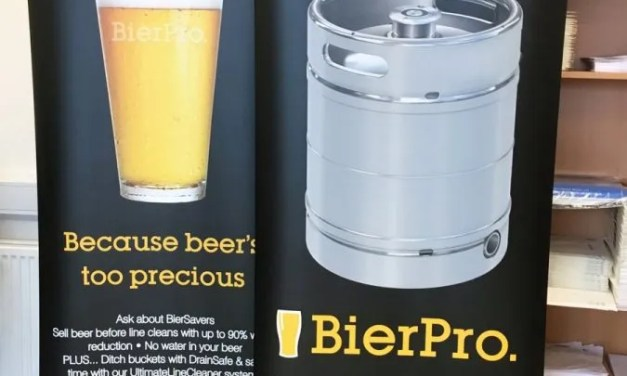 BierPro Automatic Beer Line Cleaning System