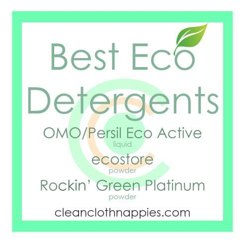 Best Eco detergents