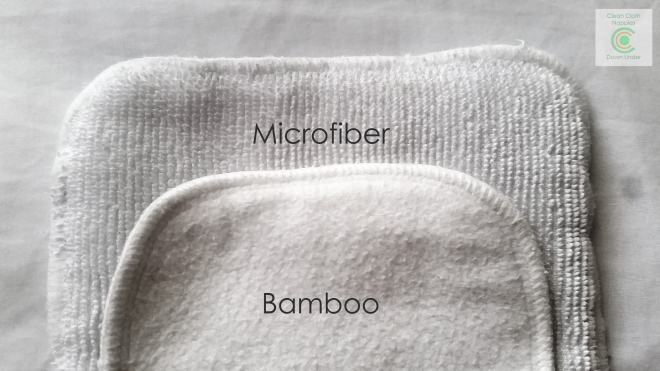 Microfiber and bamboo