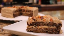 Beet Date Carrot Cake