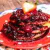 Chia Berry Maple Syrup