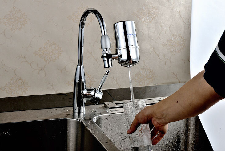 best faucet water filter clean cool water