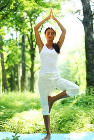 Image result for yoga tree pose