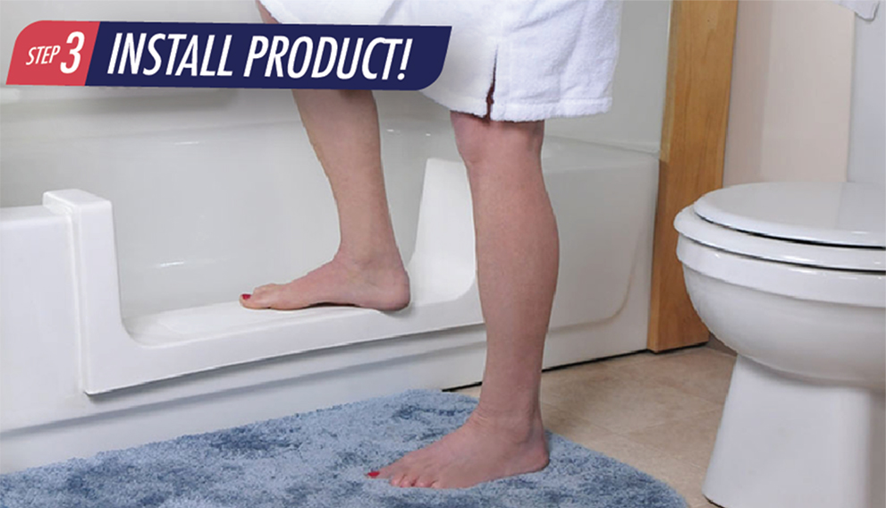 cleancut bath cut out conversion