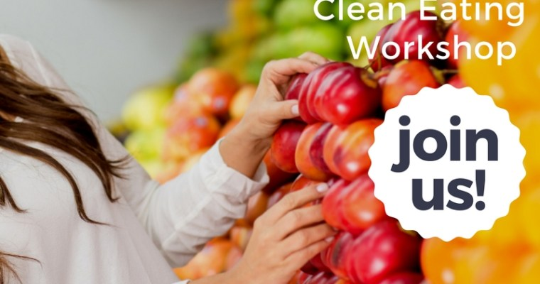 7-Day Clean Eating Workshop