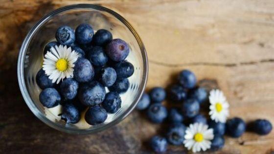 Blueberry Oatmeal Bowls