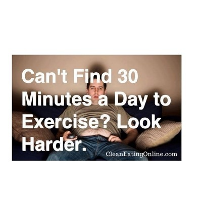 find time to work out