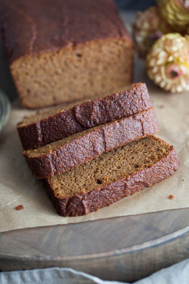 Pumpkin Bread 12