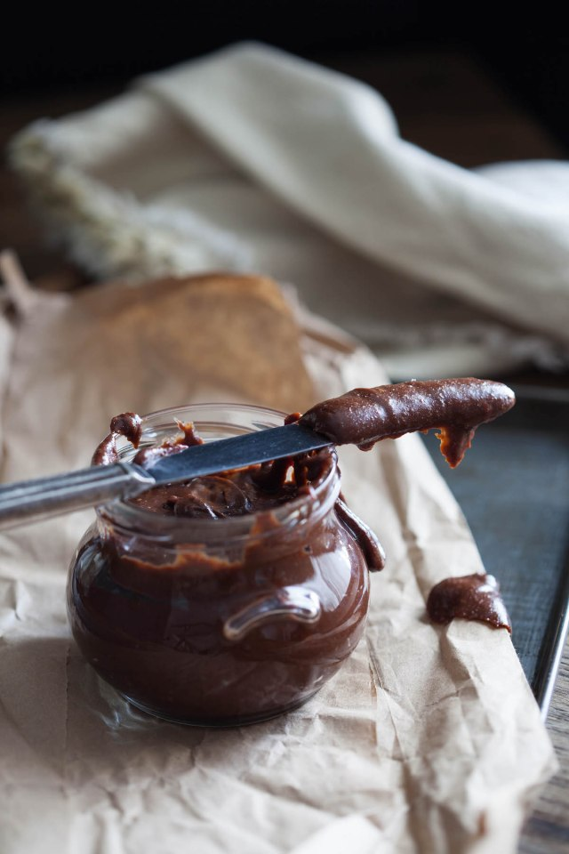 Chocolate Hazelnut Spread 5