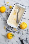 Paleo Limoncello Ice Cream