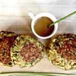 Summer Squash/Zucchini Fritters