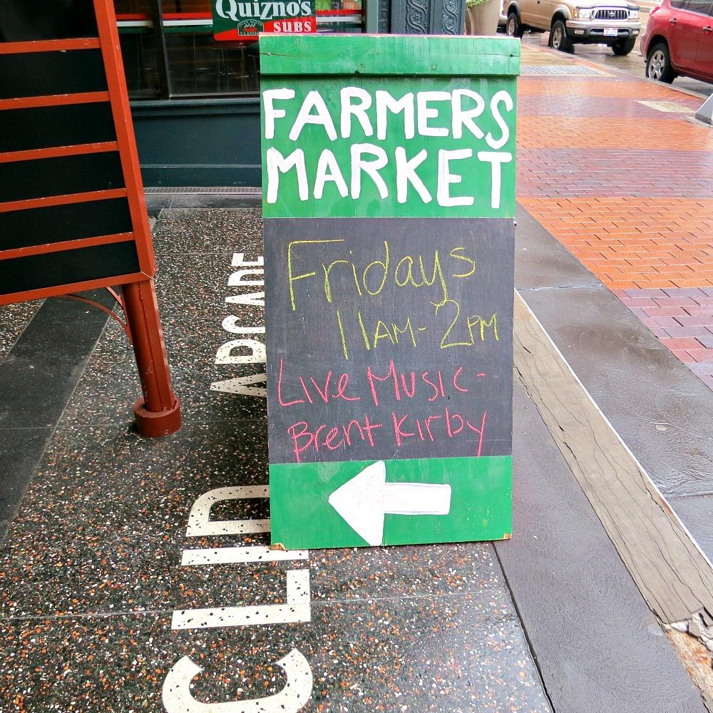 Cleveland Winter Famers Market