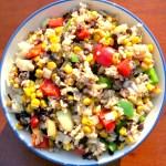 Rice and Bean Bowl