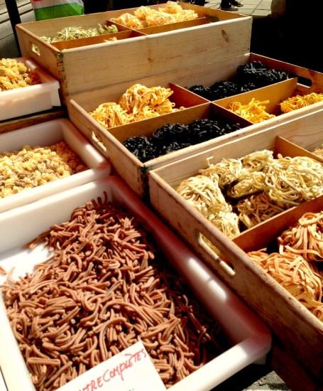 Belgium Farmers Market Pasta
