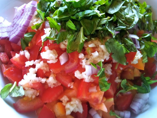Gastronomical Sovereignty's Salsa Fresca