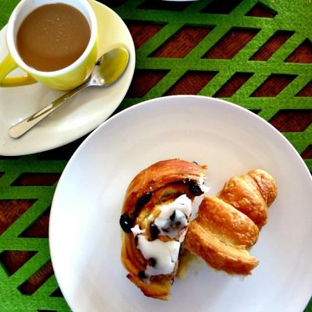 Pastries and Espresso
