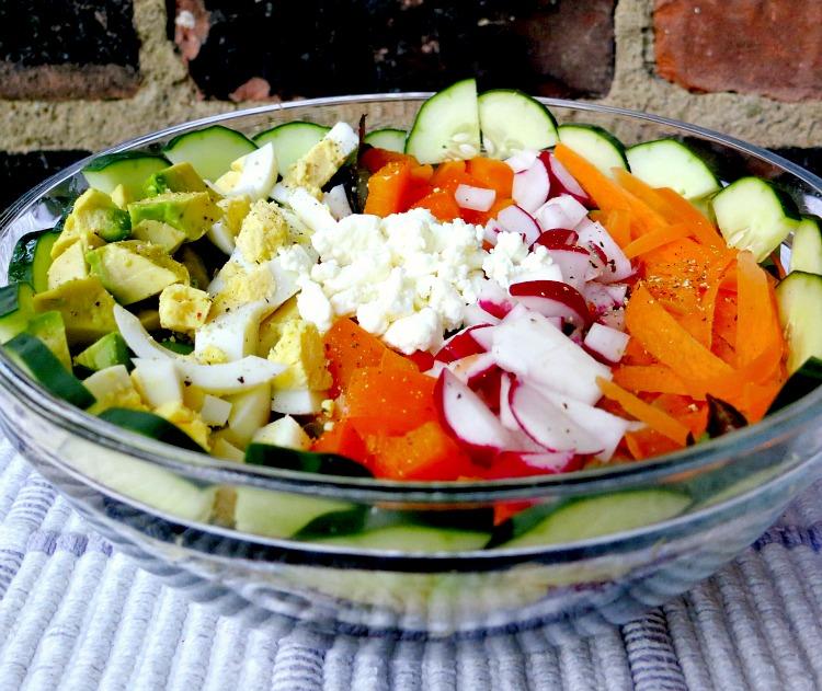 Big Salad Bowl