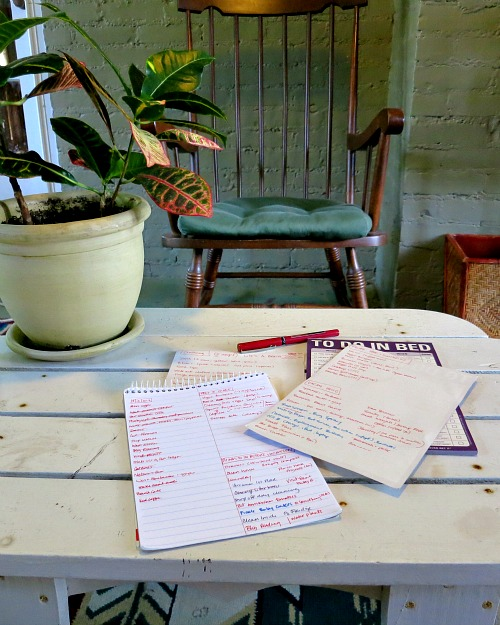 Vacation Lists