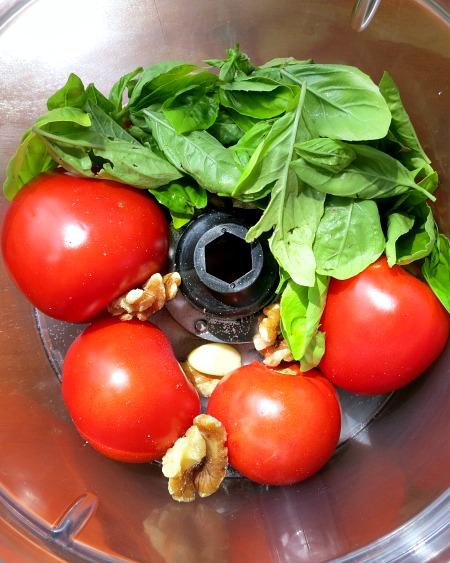 Tomato Pesto
