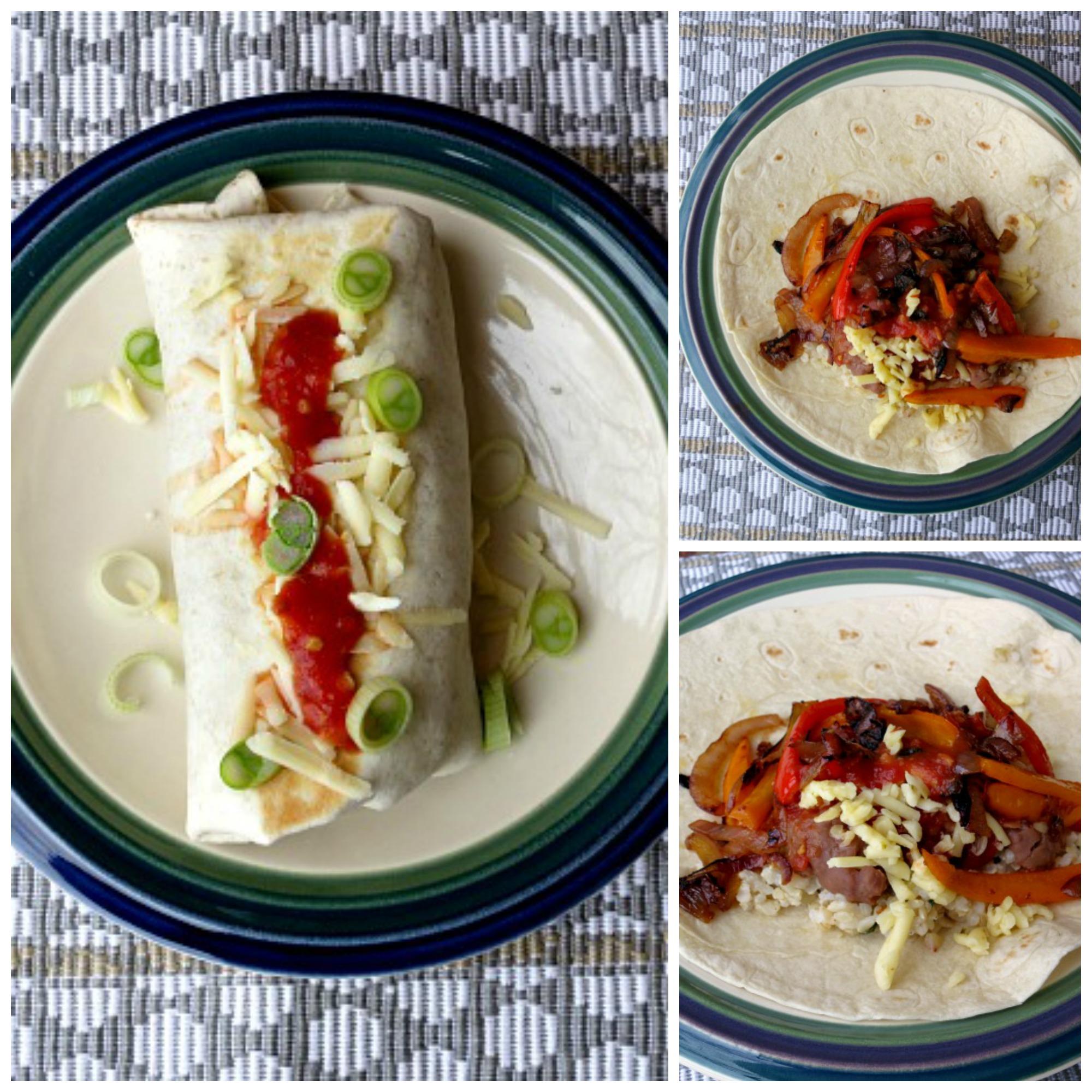 Burrito Collage