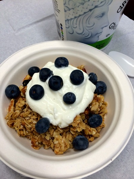 Granola Breakfast