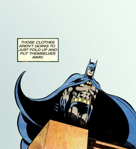 Batman Laundry
