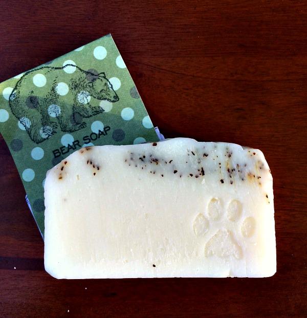 Half Dime Homstead Soap