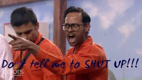 Shut Up No!