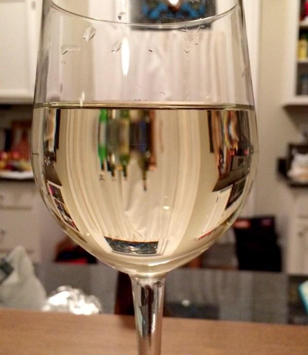 Christmas Night White Wine