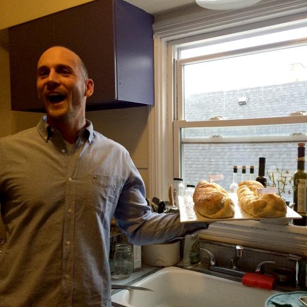 Corey and the Stromboli