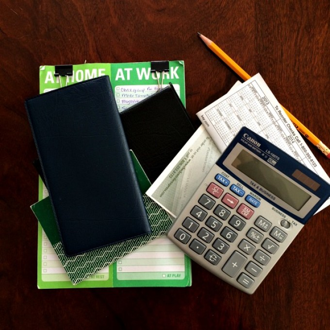 Lists and Paying Bills