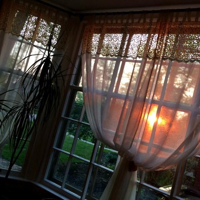 Dining Room Sunrise