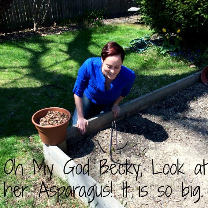 Meg and the Asparagus Sir Mix A Lot