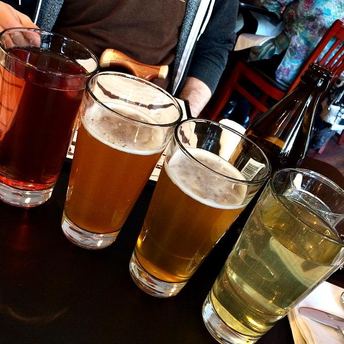 Rainbow of Beer & Cider