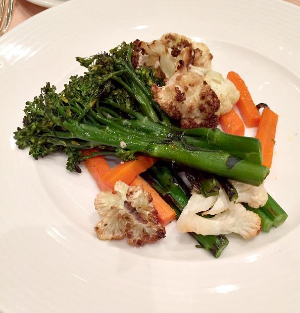 Vegas Lunch Roasted Veggies