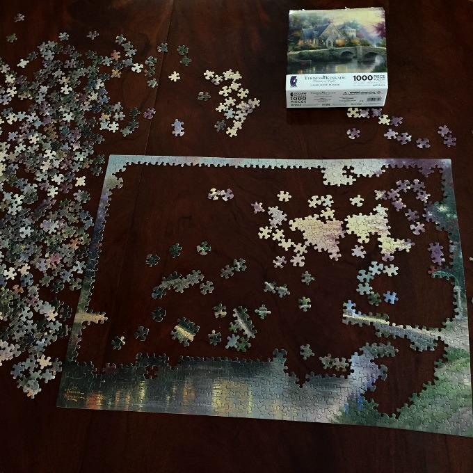 Kinkaid Puzzle