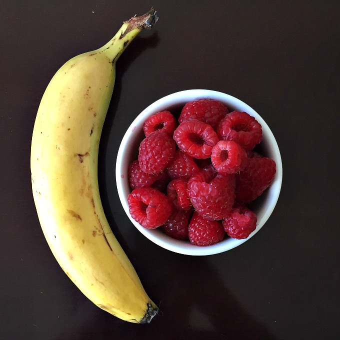 Banana and Berries